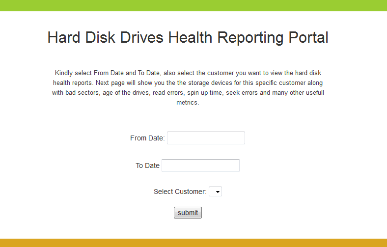 Data Wiping Erasing Removal HDD health reports
