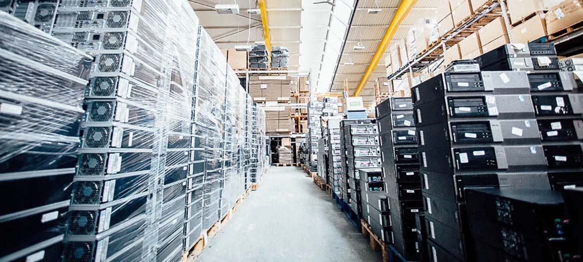 Computer Inventory Software for IT Recycling Businesses ITAD